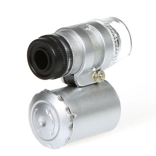 Microscópio para iPhone 5