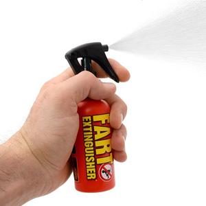 Extintor de Peidinhos