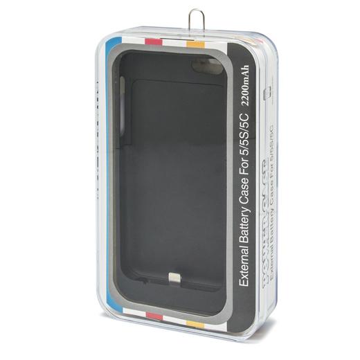 Bateria e Capa iPhone 5/5C/5S
