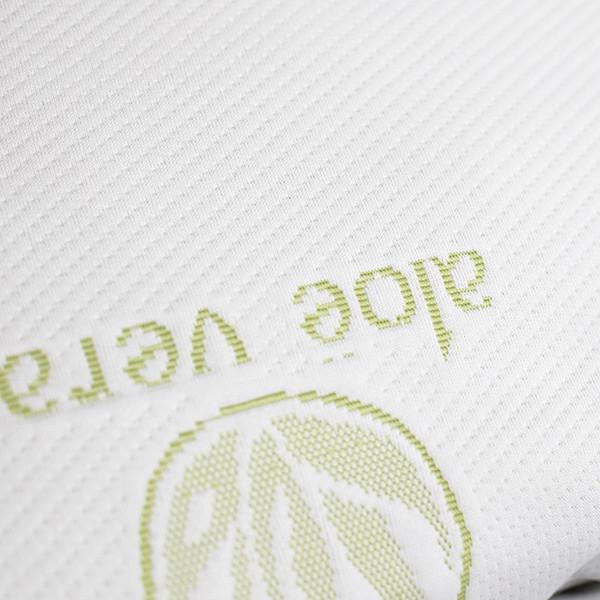Almofada Viscoelástica Aloé Vera (Pack 2)