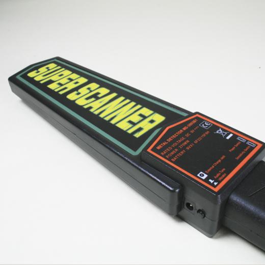 Detetor de Metais Portátil