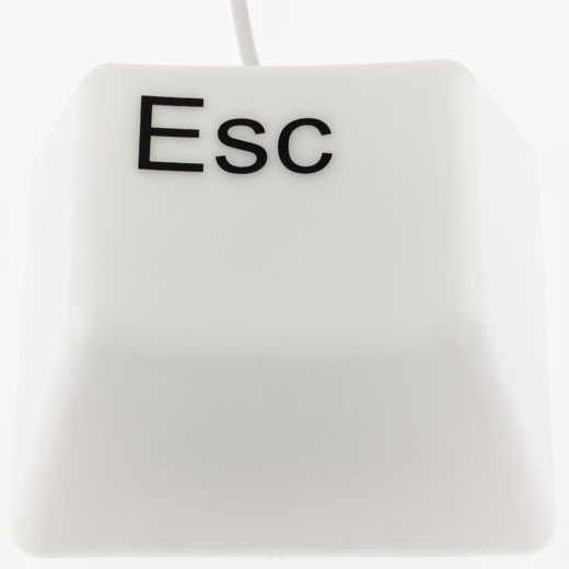 Lámpara Tecla ESC