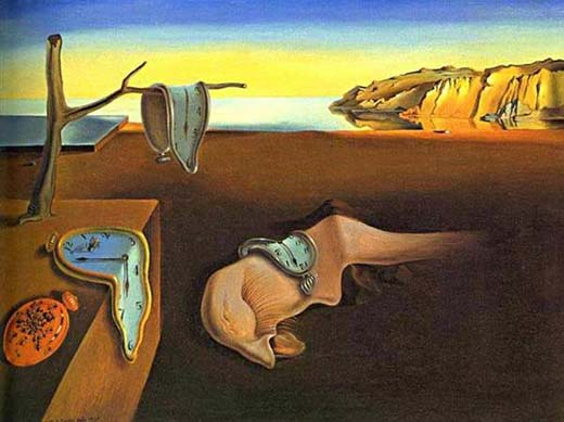 Relógio de Pulso Derretido Dalí