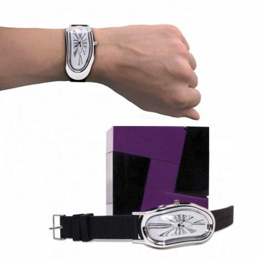 Reloj de Pulsera Derretido Dali
