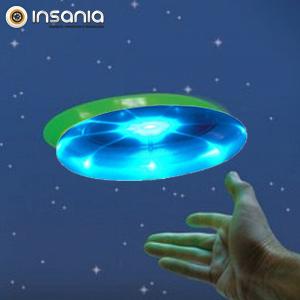 Disco Voador Frisbee LED