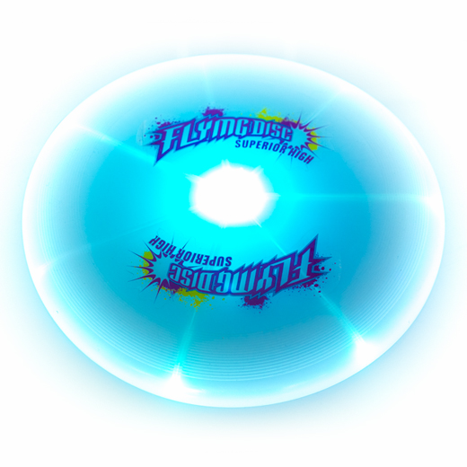 Disco Voador Frisbee LED