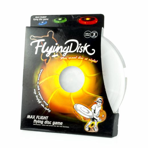 Disco Volador Frisbee con Led