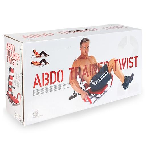 Aparato de Abdominales Abdo Trainer Twist con Tensores