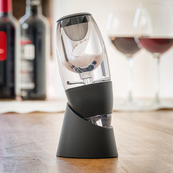 Deluxe Wine Decanter Tower