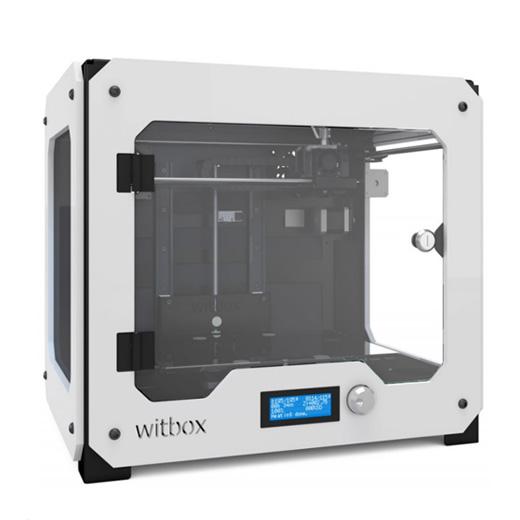Impressora Bq Witbox 3D