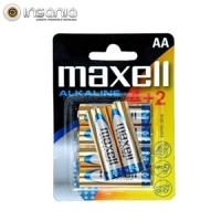 Pilas alcalinas Maxell AA (pack de 6)