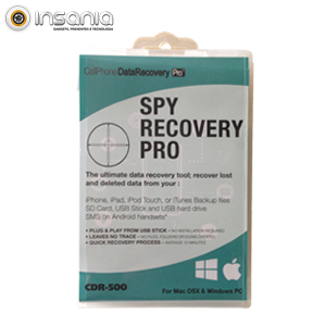 Recuperador de Datos Spy Recovery Pro
