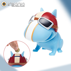 Street Racer Piggy Bank