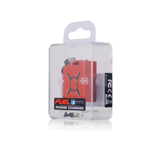 Micro Carregador Fuel 220mAh
