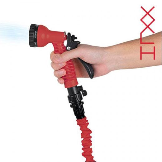 Mangueira Extensível XXL Hose c/ Pistola de Rega 30 m