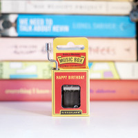 Caja de Música feliz cumpleaños