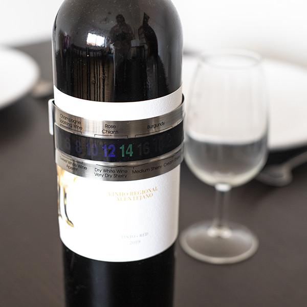 Termómetro para Vinho