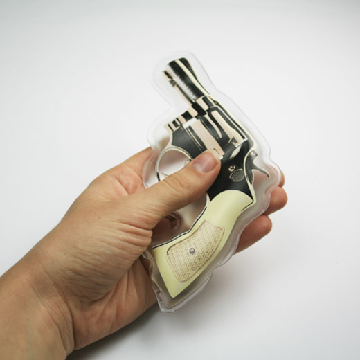 Aquecedor de Mãos Revólver