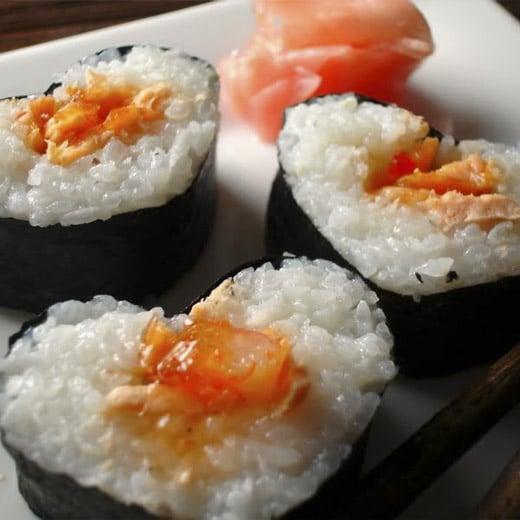 Moldes para Sushi
