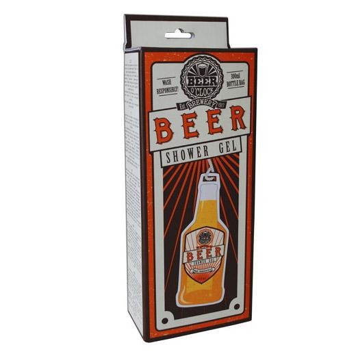 Gel de Banho Garrafa Cerveja