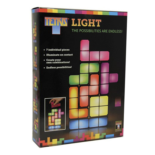 Luz Tetris