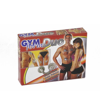 Estimulador Muscular Gym Form Duo