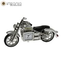 Relógio Moto Retro