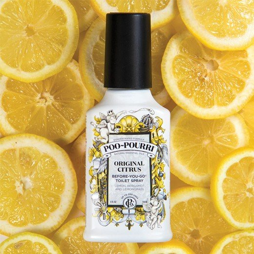 Perfume WC Poo-Pourri Citrus Original 118 ml