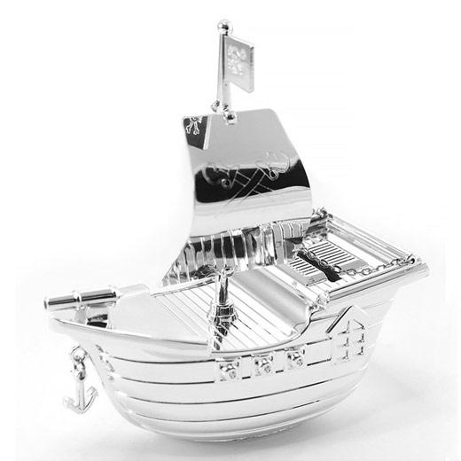 Mealheiro Barco Pirata
