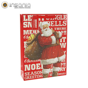 Saco Presente Pai Natal Grande