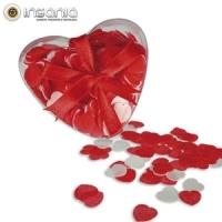 Confetes para Banheira Coração