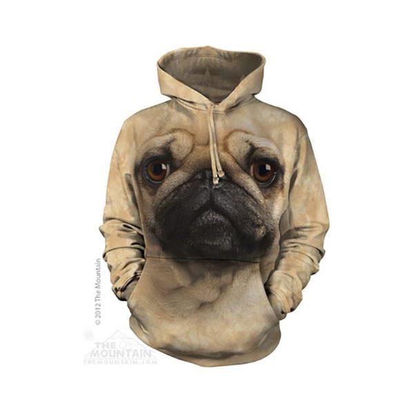 Sweat Face Pug
