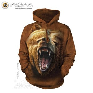 Sweat Face Urso Zangado