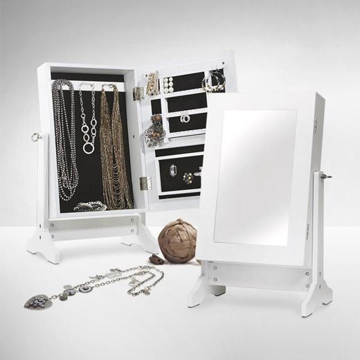 Espelho Porta-jóias