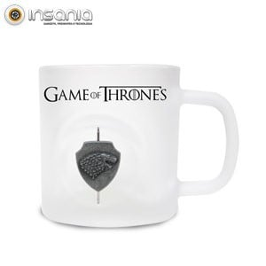 Game of Thrones: Caneca Stark 3D Logo