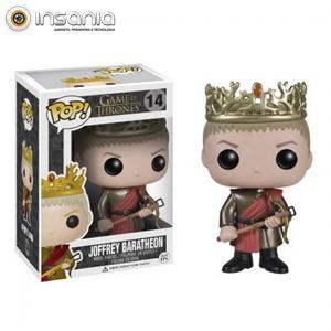 Pop! TV: Game of Thrones - Joffrey Baratheon