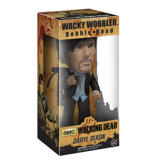 Wacky Wobbler: The Walking Dead: Biker Daryl Dixon