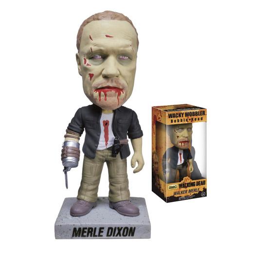 Wacky Wobbler: The Walking Dead: Zombi Merle Dixon
