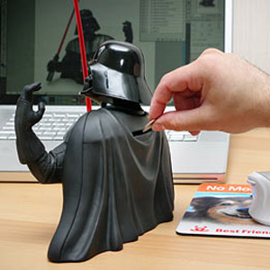 Hucha Darth Vader Star Wars