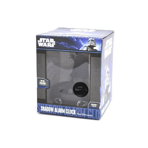 Alarme Sombra Darth Vader Star Wars
