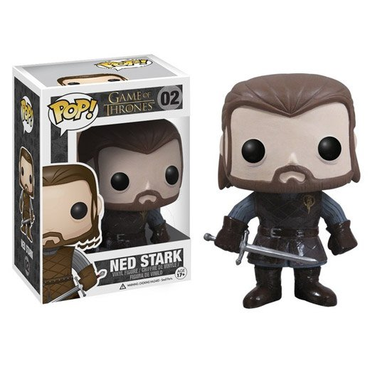 Pop! TV: Game of Thrones - Ned Stark