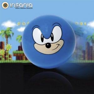 Bola Pincha Sonic The Hedgehog