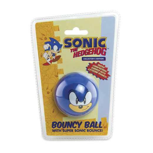 Pelota Saltarina de Sonic The Hedgehog