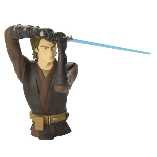 Hucha Star Wars Clone Wars: Anakin Skywalker