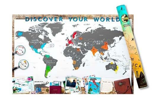 Mapas & Mochilas – Mapas na mão, aventuras no coração