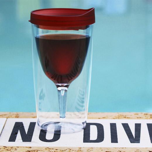 Vino2Go: Copa de Vino Portátil