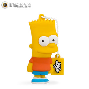 Maikii Pen Drive The Simpsons Bart 8GB