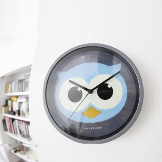 Reloj de Pared con forma de Búho