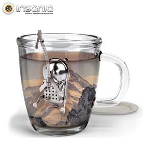 Infusor de Chá Homem Escalador