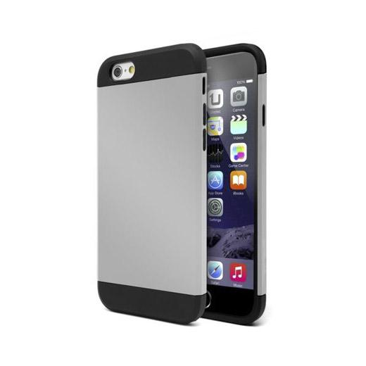 Carcasa Armor para iPhone 6 Gris
